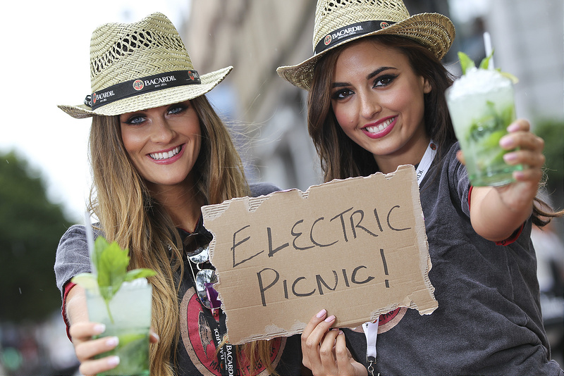 Casa Bacardi Electric Picnic line-up for 2012