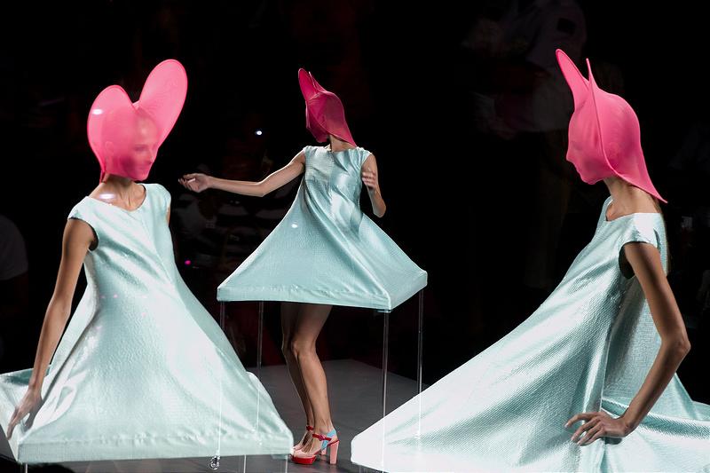 Madrid Fashion Week- Spring 2013