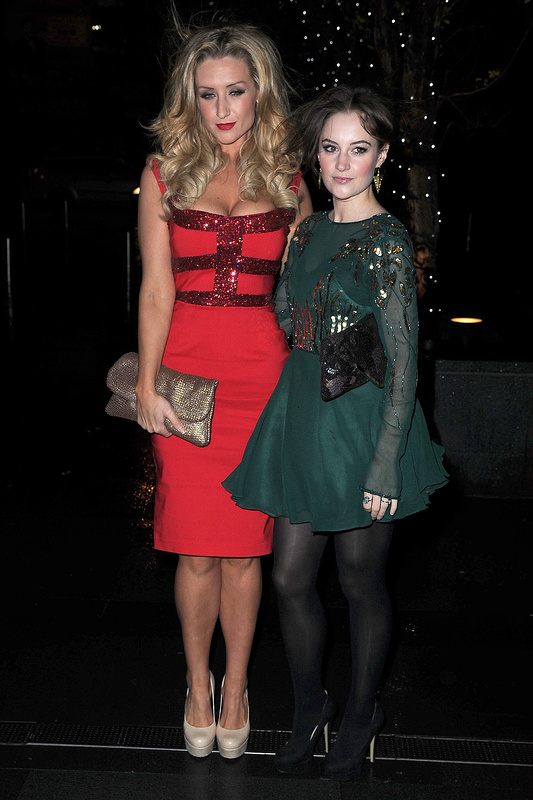 Coronation Street Christmas party