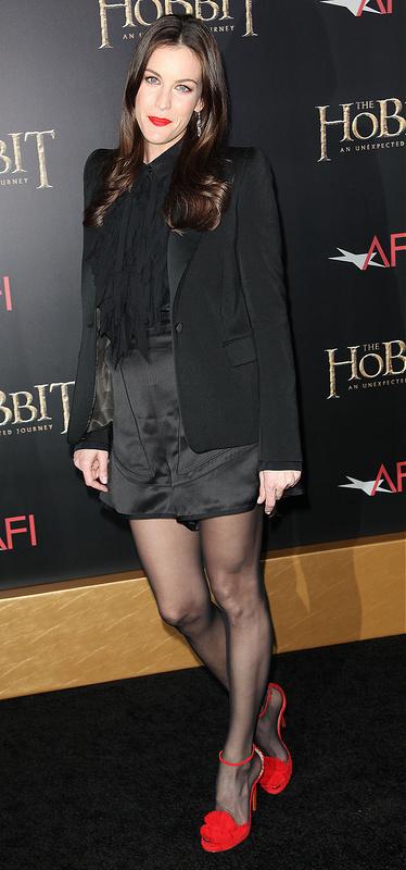 Premiere of 'The Hobbit: Unexpected Journey' New York City