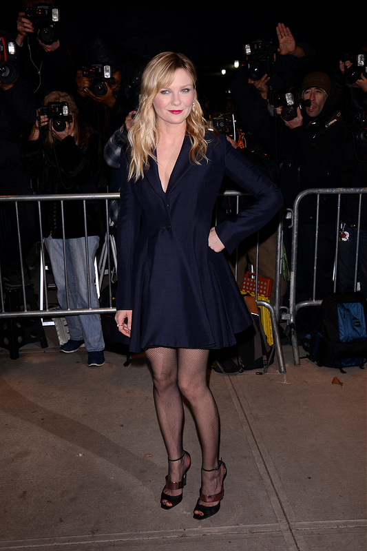 New York Premiere of 'On The Road'