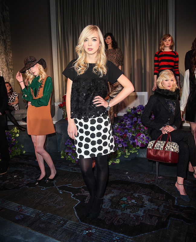 New York Fashion Week - Whit's Fall 2013 Collection