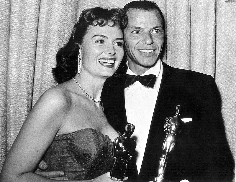 The Oscars in black and white