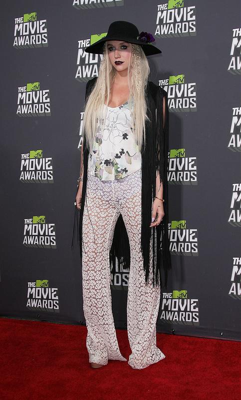 2013 MTV Movie Awards arrivals
