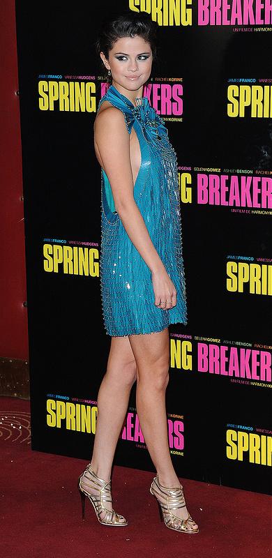 Paris Premiere of 'Spring Breakers'