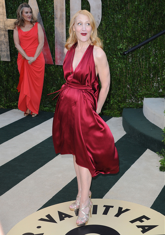 2013 Vanity Fair Oscar Party - Arrivals