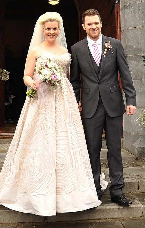 Niall Horan's brother's wedding