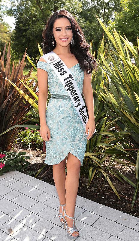 Miss Ireland 2016 Finalists