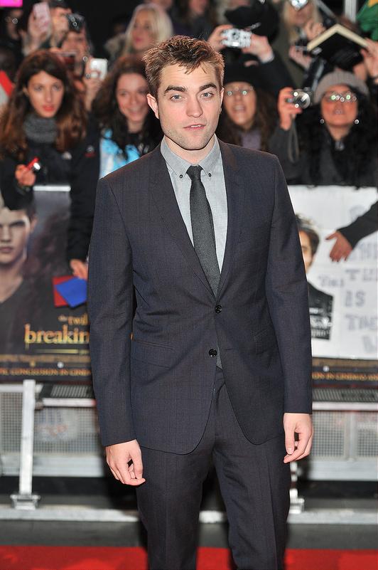 The Twilight Saga: Breaking Dawn - Part 2' - U.K. Premiere