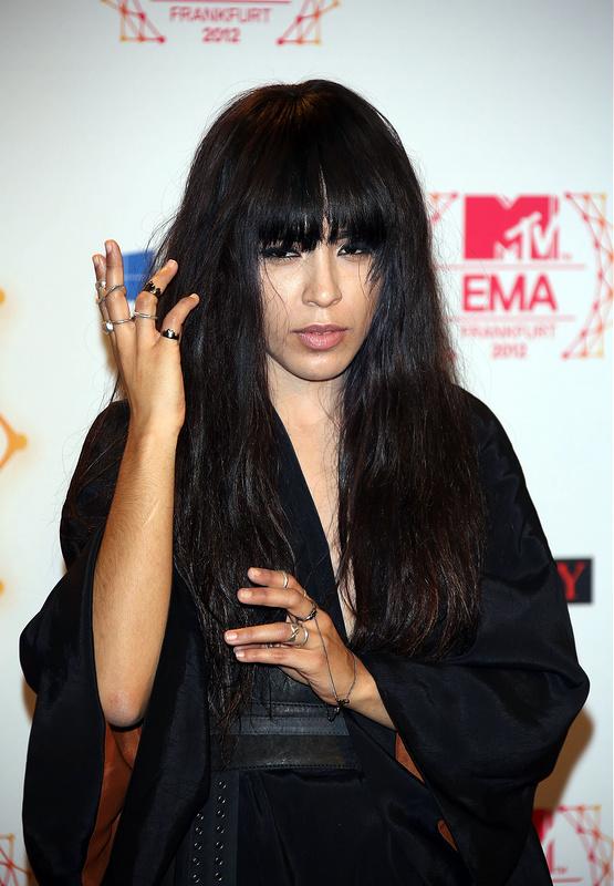 MTV Europe Music Awards 2012 - Press Room