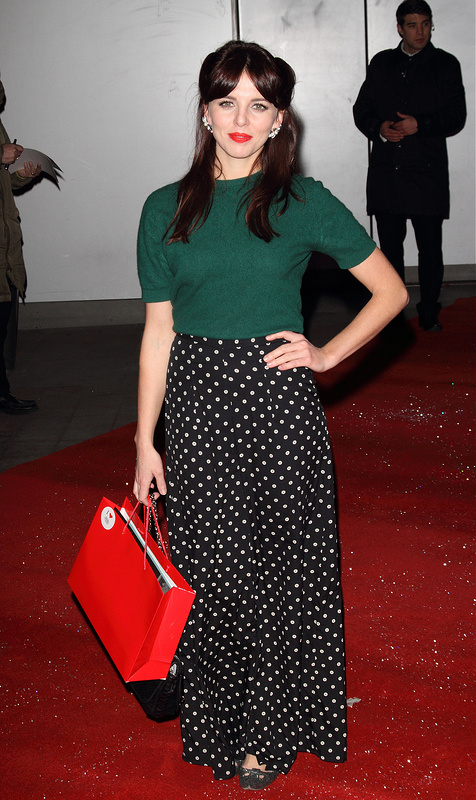 Red Carpet at English National Ballet's The Nutcracker