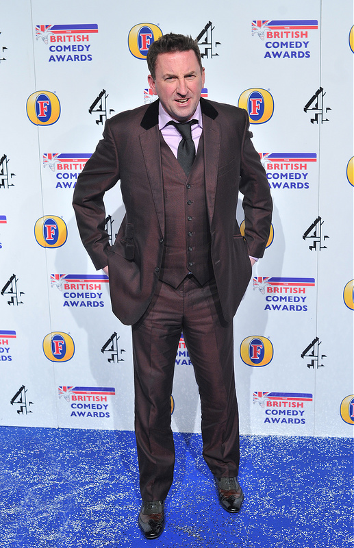 The British Comedy Awards 2012