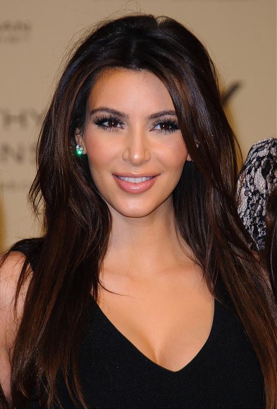 Kim Kardashian is pregnant