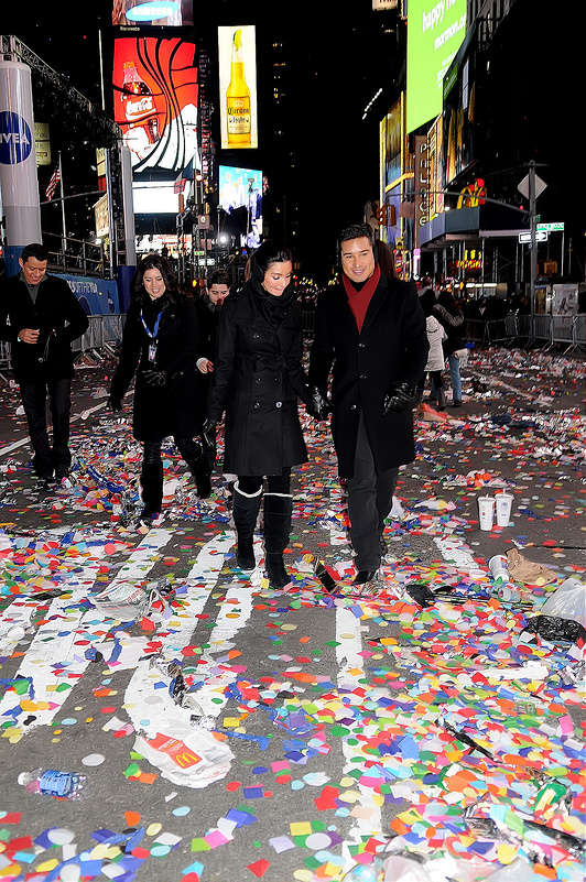 New Year's Rockin' Eve 2013 in Times Square