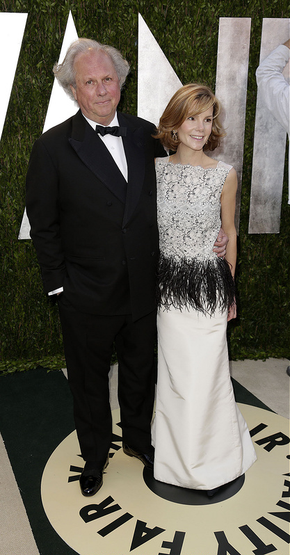 Couples on the Red Carpet Oscars 2013