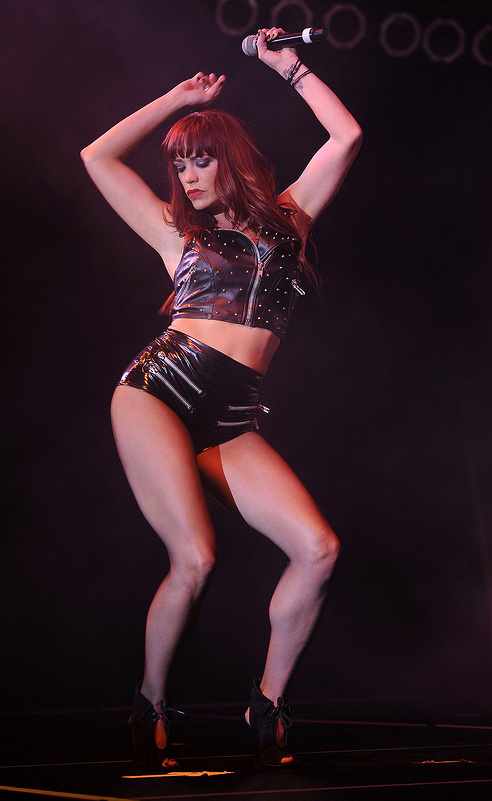 Jessica Sutta former Pussycat Doll