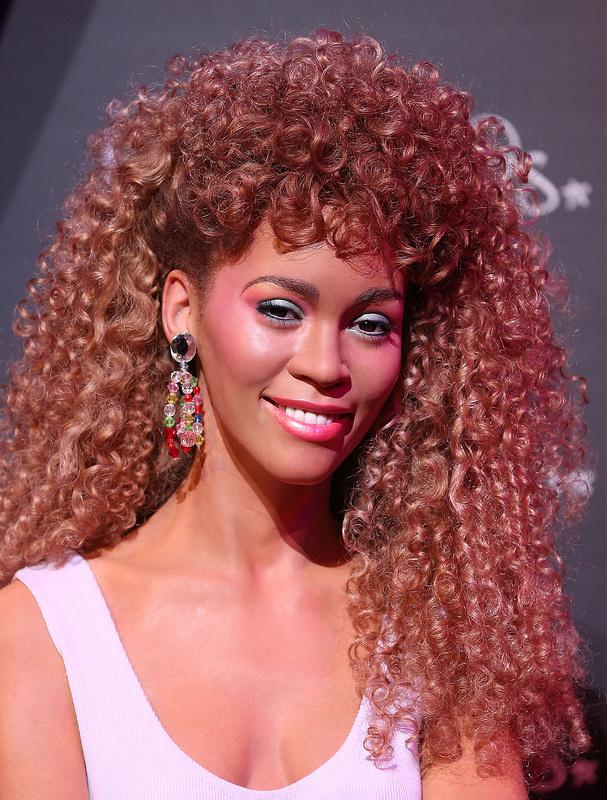 Madame Tussauds unveils Whitney Houston