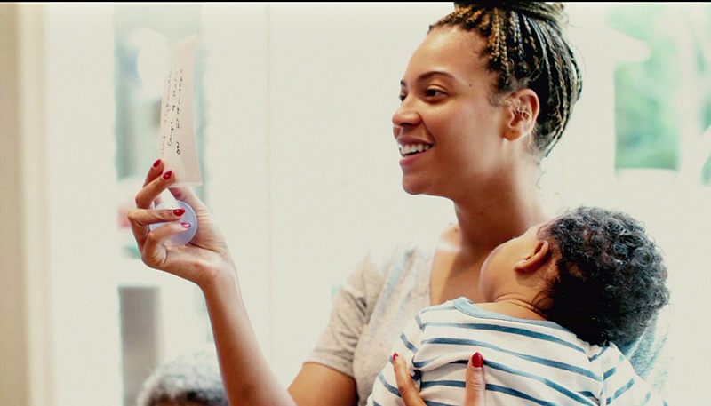 Beyonce, Blue and HBO