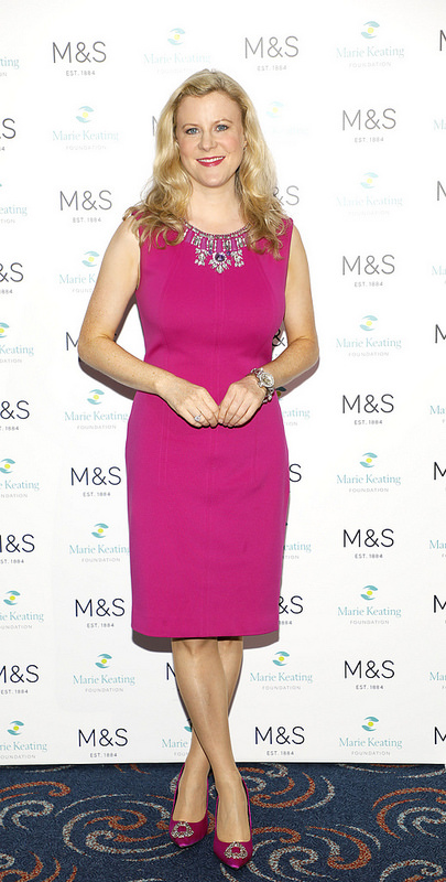 2018 Marks & Spencer Ireland Marie Keating Foundation Celebrity Golf Classic