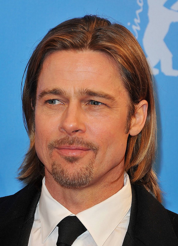 Brad Pitt Through The Ages