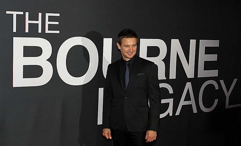 Universal Pictures world premiere of 'The Bourne Legacy'