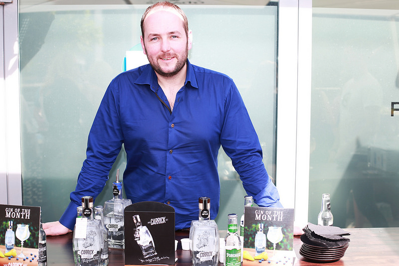 The Irish Gin and Tonic Fest Launch 2018 at Urban Brewing Dublin