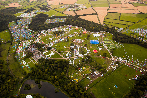 Electric Picnic 2012 - Assorted Photos 1