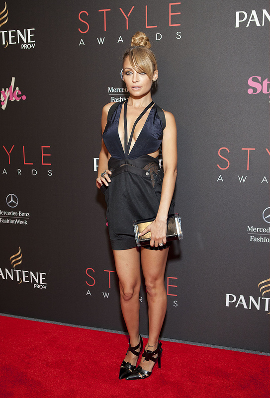 2012 Style Awards at Mercedes-Benz Fashion Week New York