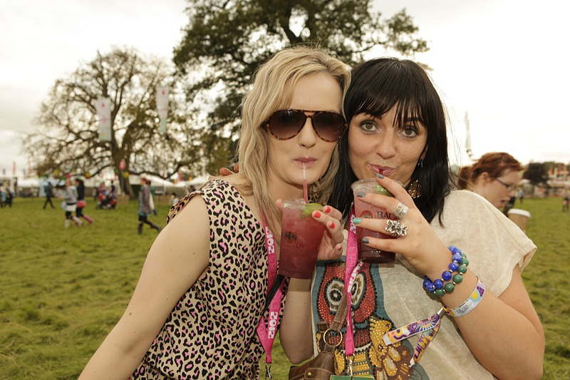 Electric Picnic 2012 Friday