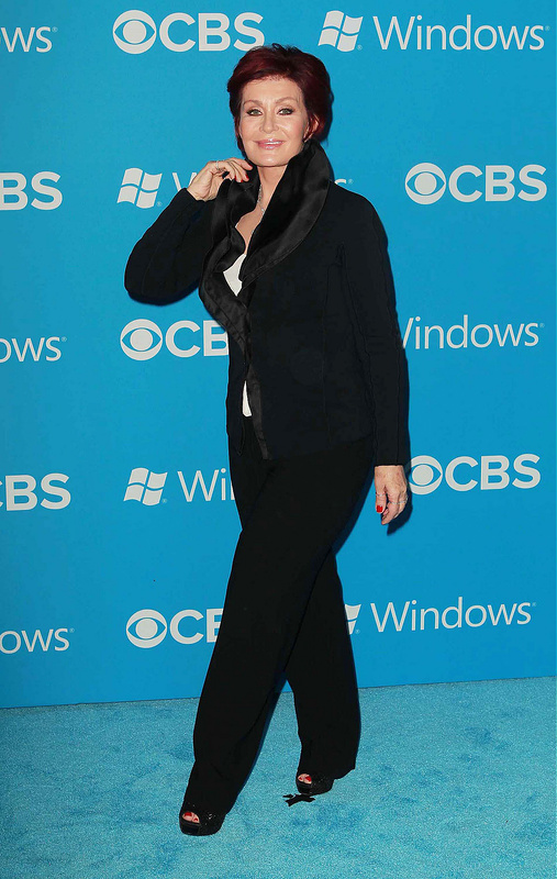 CBS 2012 Fall Premiere Party brings out the Hollywood glamour