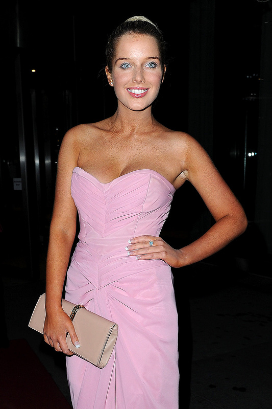 The Genesis Ball 2012 with Helen Flanagan, Kym March and more