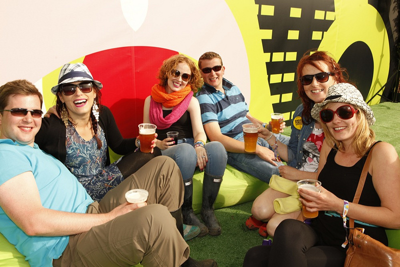 Electric Picnic 2012 - Saturday