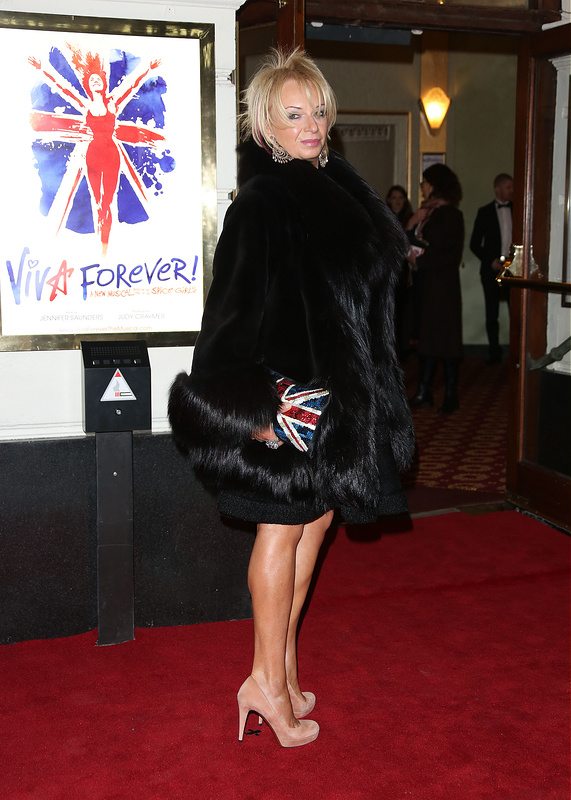 "Spice Girls at the ""Viva Forever"" VIP night"