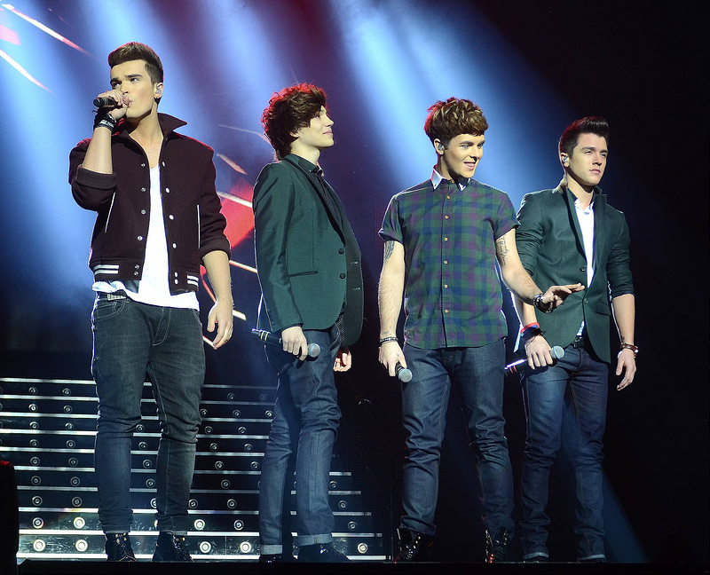 X Factor live tour 2013 at The O2 Dublin