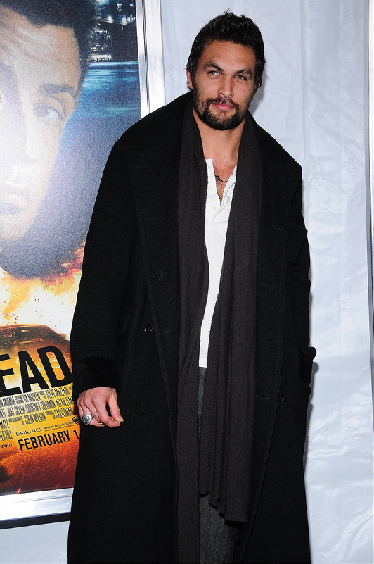 New York premiere of 'Bullet to the Head'