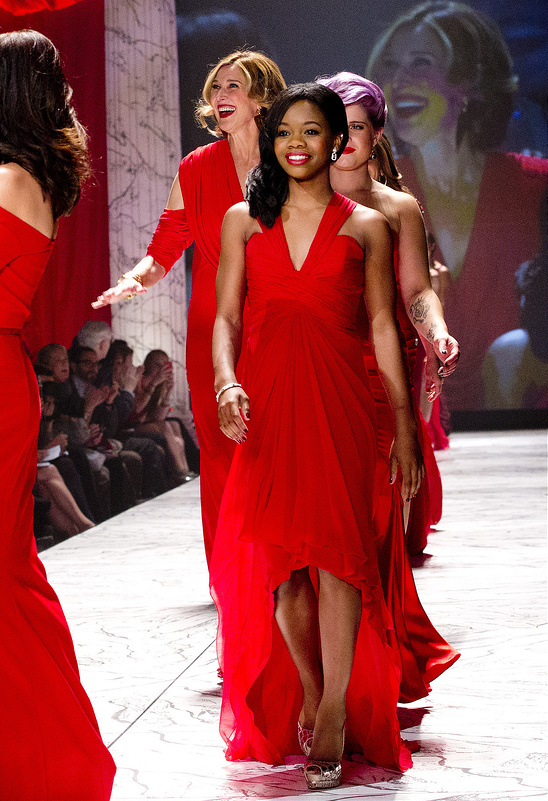 New York Fashion Week - The Heart Truth's Red Dress Collection