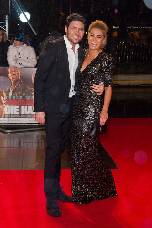 A Good day to Die Hard - UK Premiere