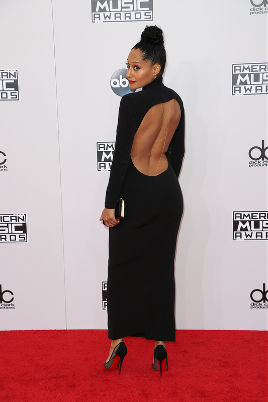 2014 American Music Awards Red Carpet