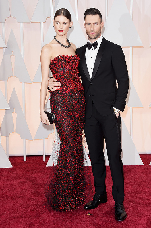 The 2015 Oscars: Red Carpet