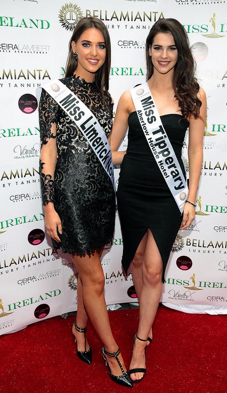 Miss Ireland 2016 Launch