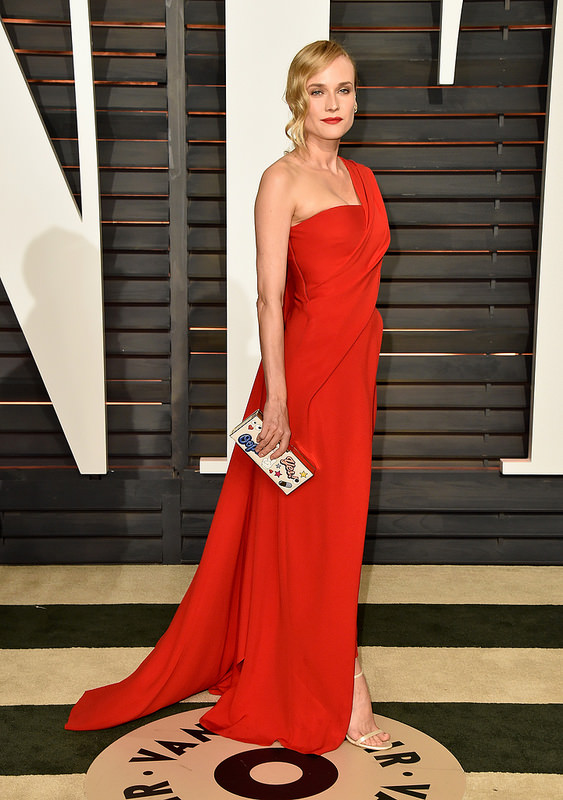 The 2015 Vanity Fair Oscar Party