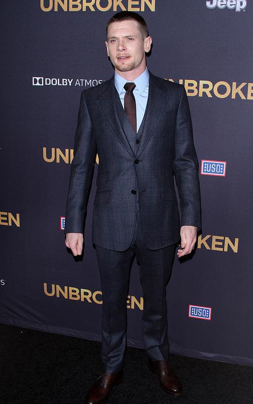 'Unbroken' LA Premiere