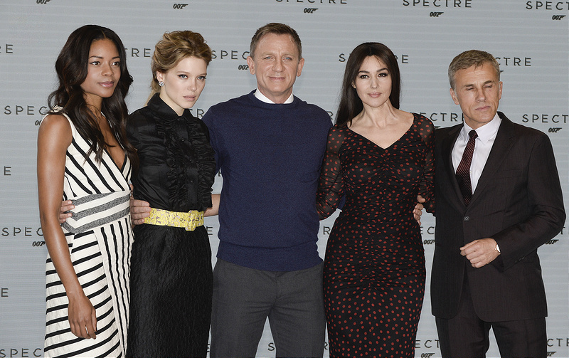 Bond24: Spectre announcement