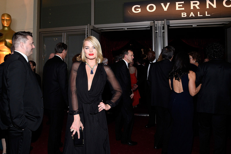 The 2015 Oscars Governor's Ball