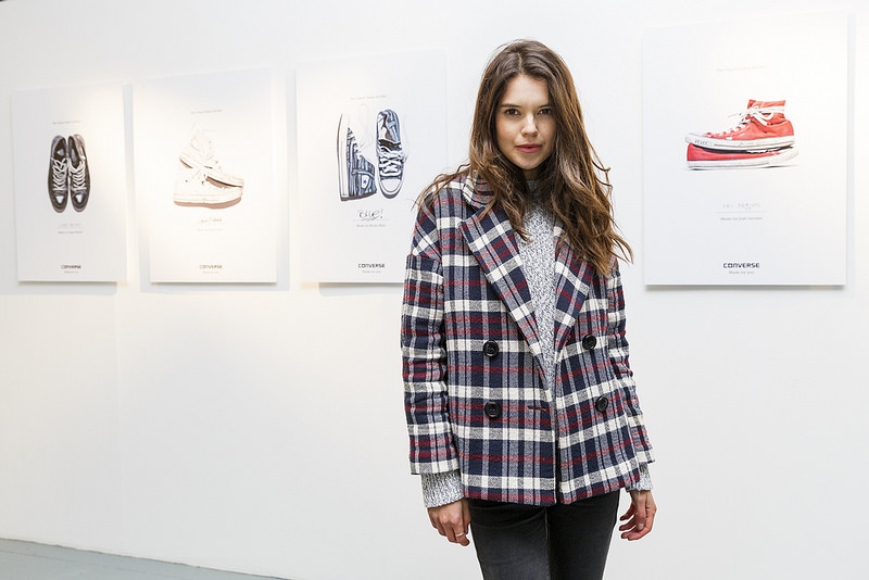 What celebs are wearing this week