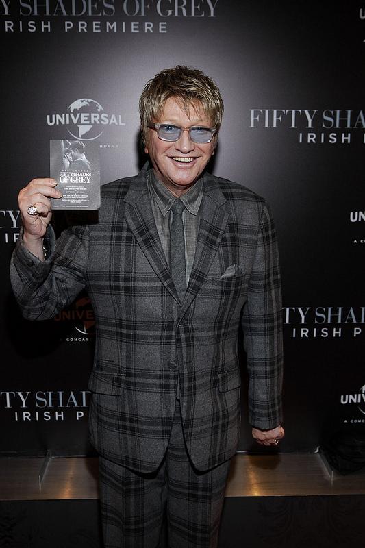 Fifty Shades of Grey Irish Premiere