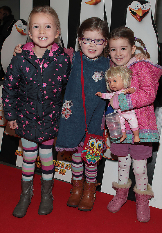 Irish Premiere screening of Penguins of Madagascar