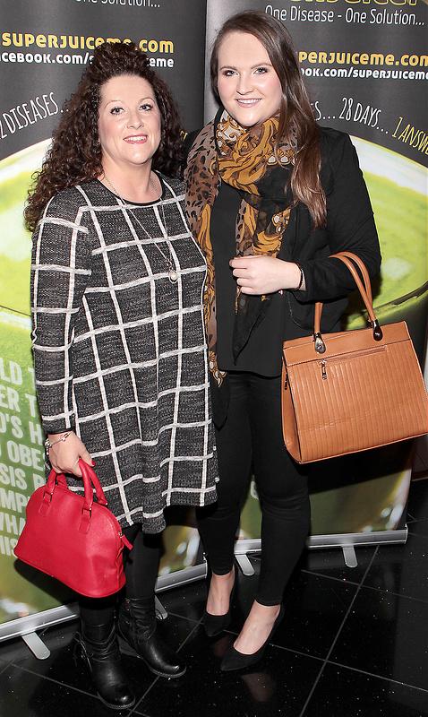 Irish premiere of 'Super Juice Me'