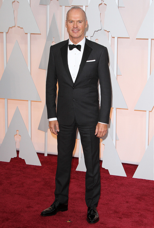 The Best Dressed Men of the Oscars 2015