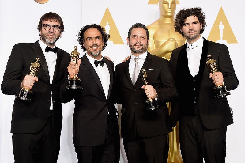 The 2015 Oscars: Press Room